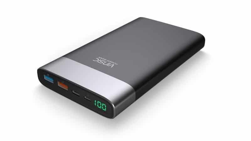 vinsic batterie externe