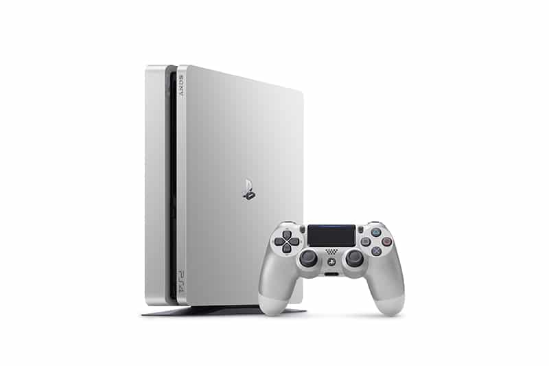 ps4, playstation, sony, ps4 slim silver