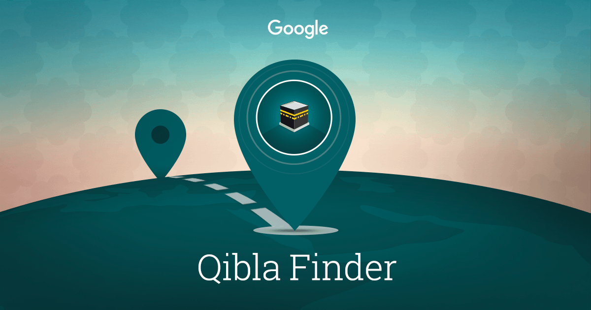 qibla finder google realite augmentee