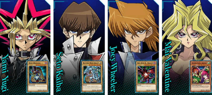 yu-gi-oh : duel links