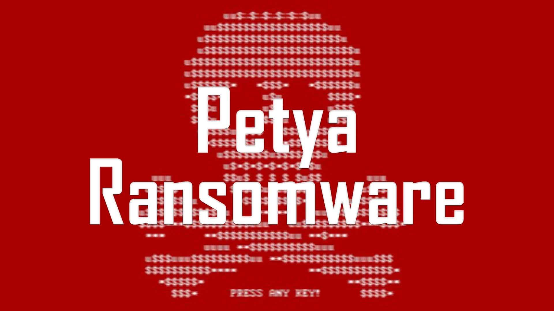 Petya : tout ce que l'on sait du nouveau ransomware qui menace le monde
