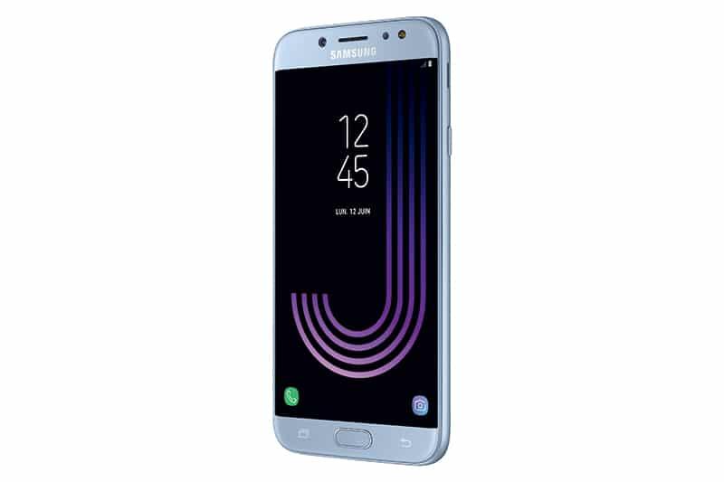 samsung, samsung galaxy j7 2017, smartphone entrée de gamme