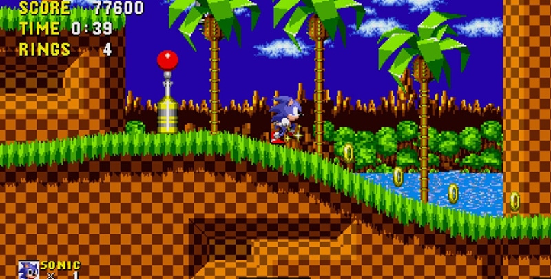 sonic the hedgehog, sega, sega forever