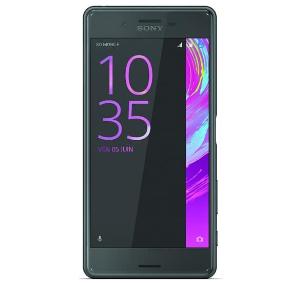 soldes darty t 2017 sony xperia x performance dual sim. Black Bedroom Furniture Sets. Home Design Ideas