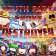 ubisoft, south park : phone destroyer, jeu mobile