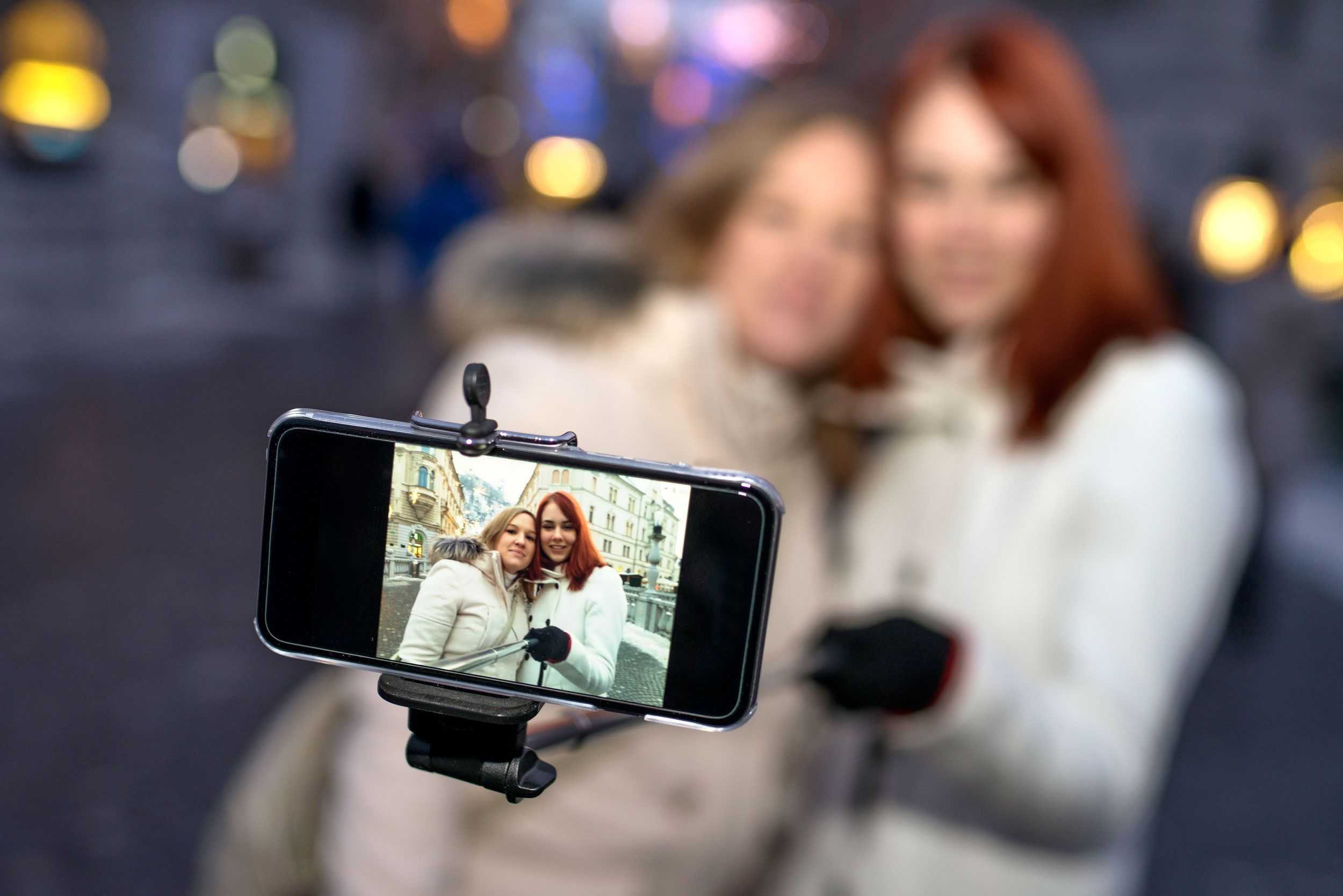 star reseaux sociaux ecole selfie