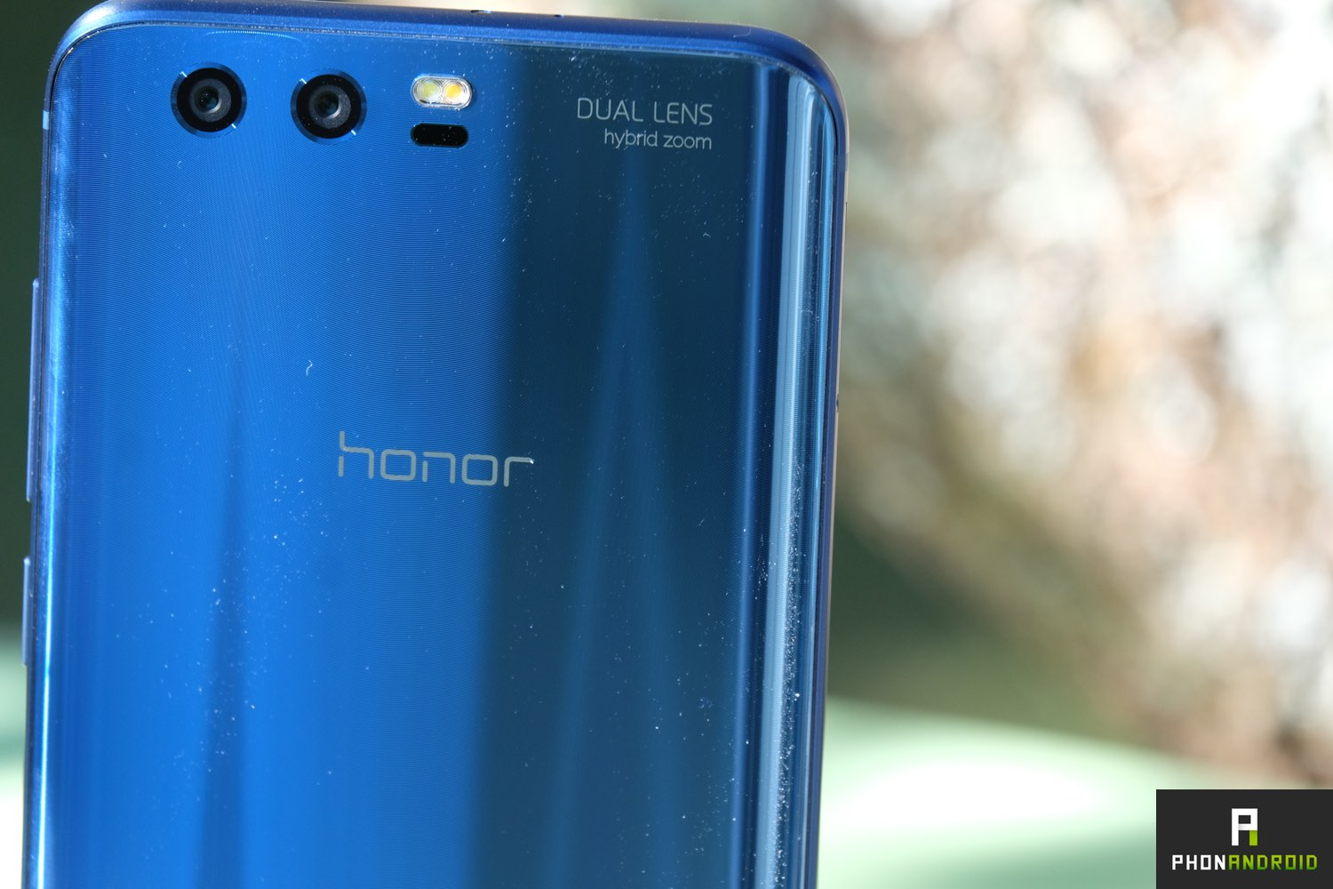 test honor 9 prix