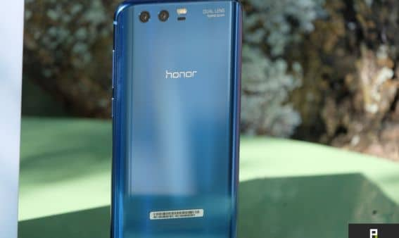 honor 9 vs zenfone 4 design