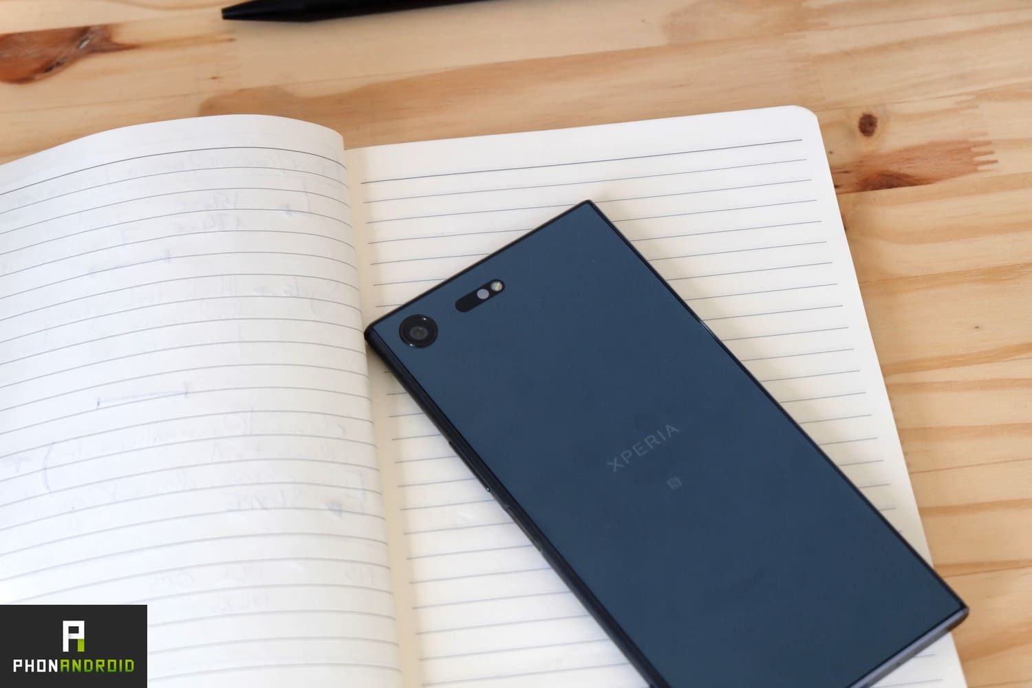 test sony xperia xz premium fiche technique