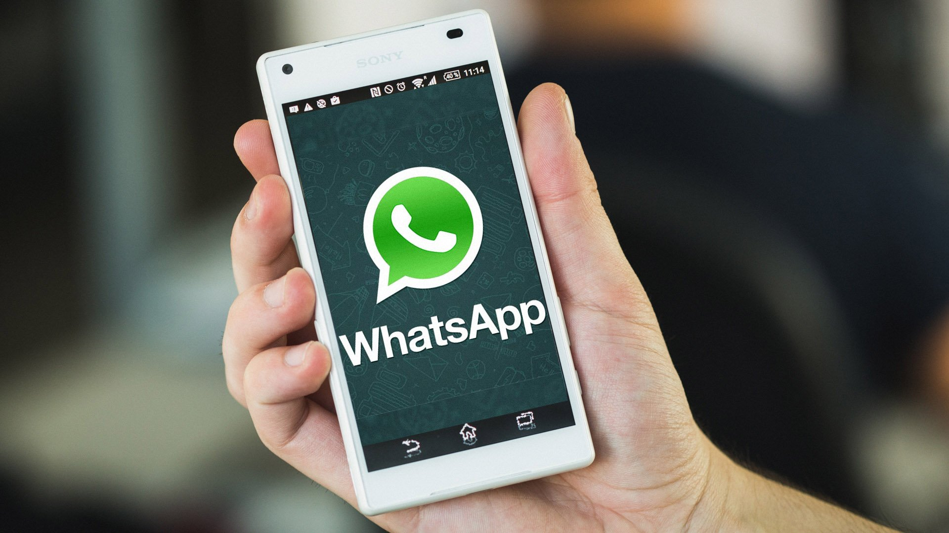 whatsapp mise à jour fichiers