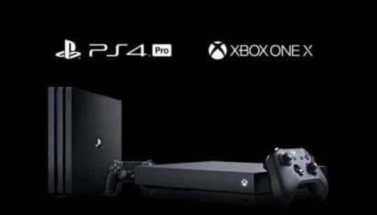 Xbox one x vs ps4 pro quelle est la meilleure console de - Quel est la meilleur console ps4 ou xbox one ...