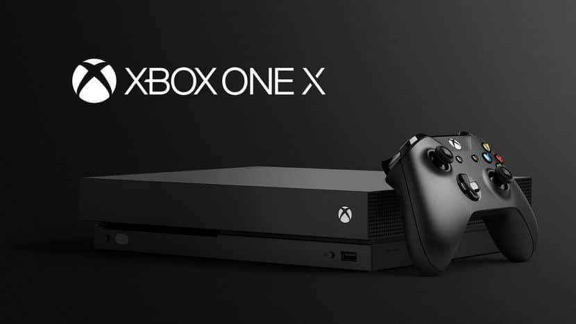 xbox one x date de sortie prix et fiche technique. Black Bedroom Furniture Sets. Home Design Ideas