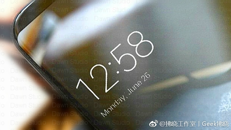 xiaomi, xiaomi mi mix 2, phablette, design borderless