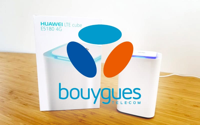 4g box bouygues