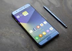 Galaxy Note 8 annonce sortie