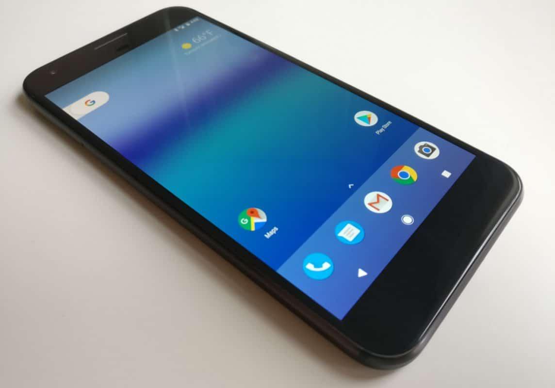 Google Pixel 2 XL concept
