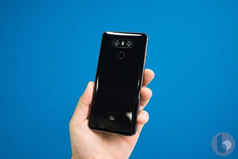 LG G6 mini Q6