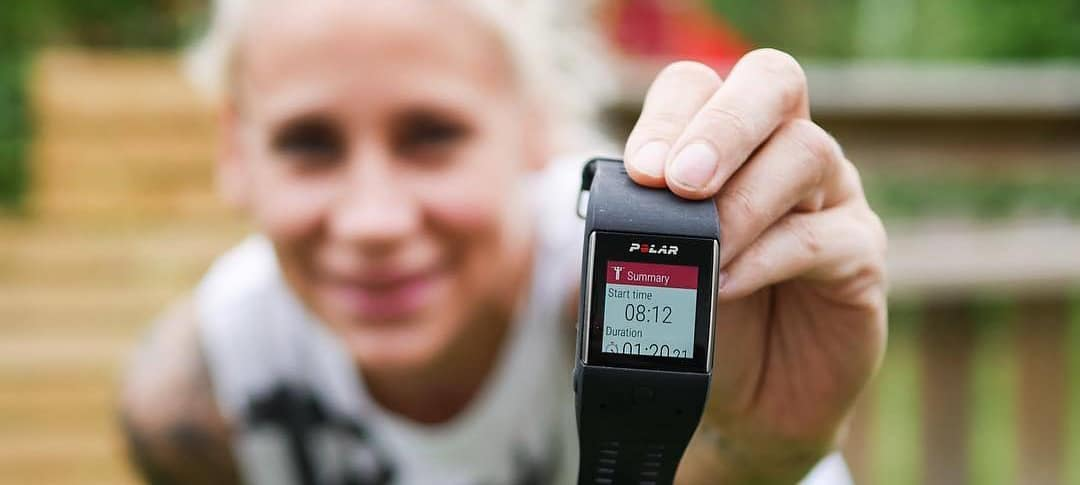 polar m600 montre running gps