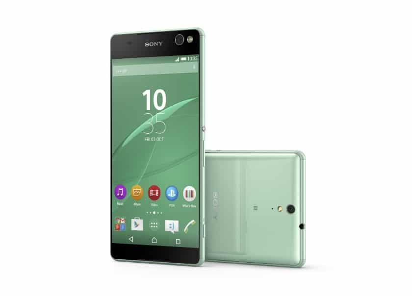 Sony Xperia borderless soc maison