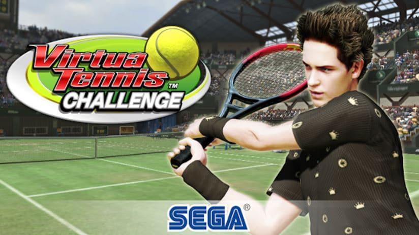 Virtua tennis challenge sega forever