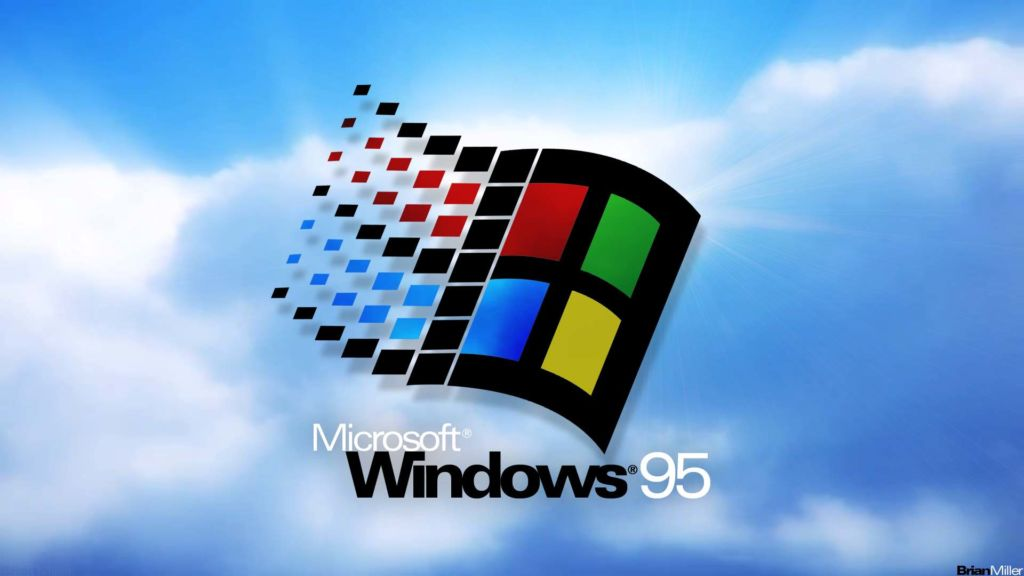 Windows 95 simulateur