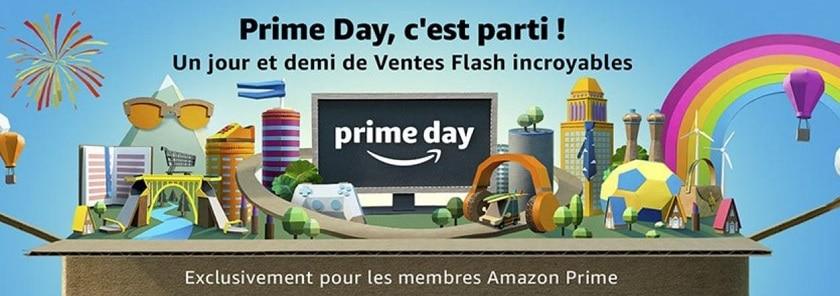 Amazon Prime Day 2018 en France