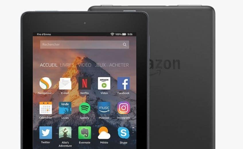 amazon tablette fire hd