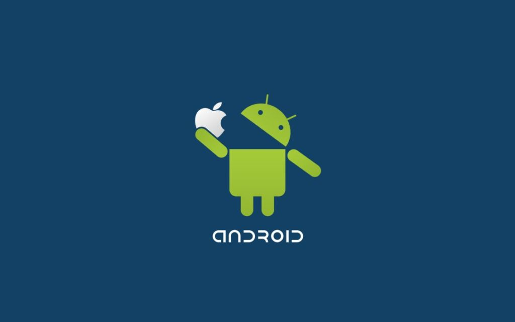 android apple smartphones