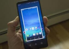 android comment faire capture ecran