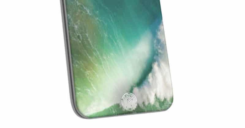 apple iphone 8 touch id