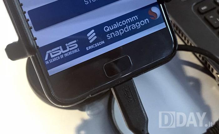 asus zenfone 4 pro écran design smartphone