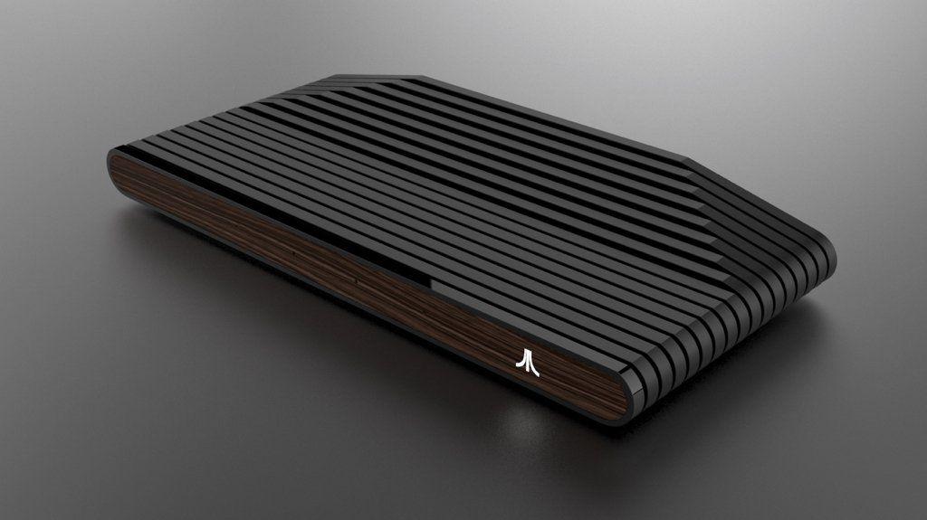 ataribox design