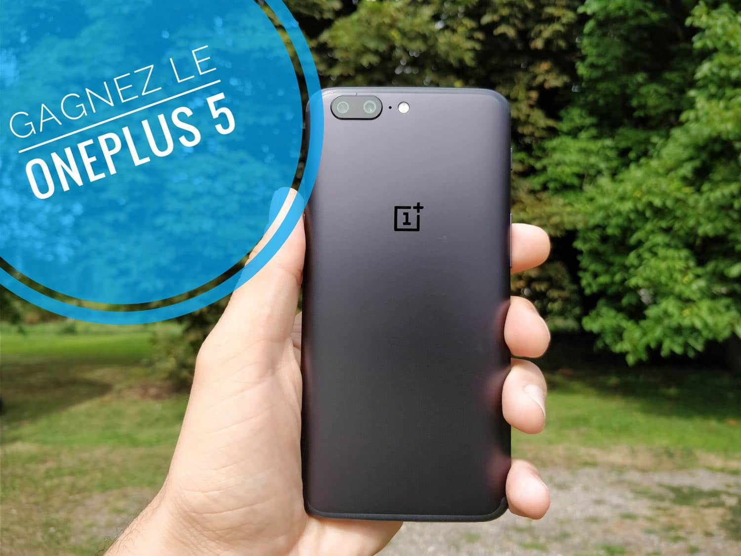 concours oneplus 5