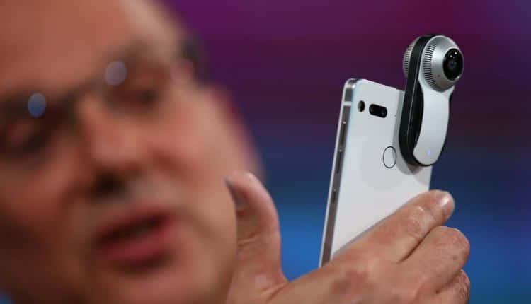 essential phone google