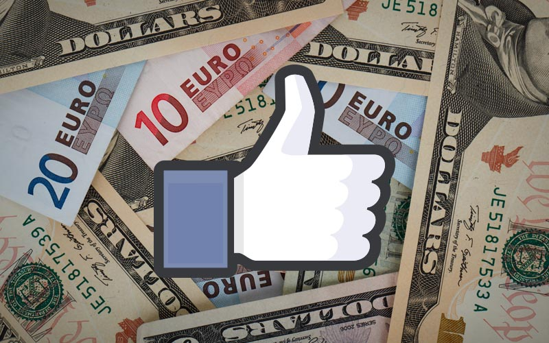 facebook payant