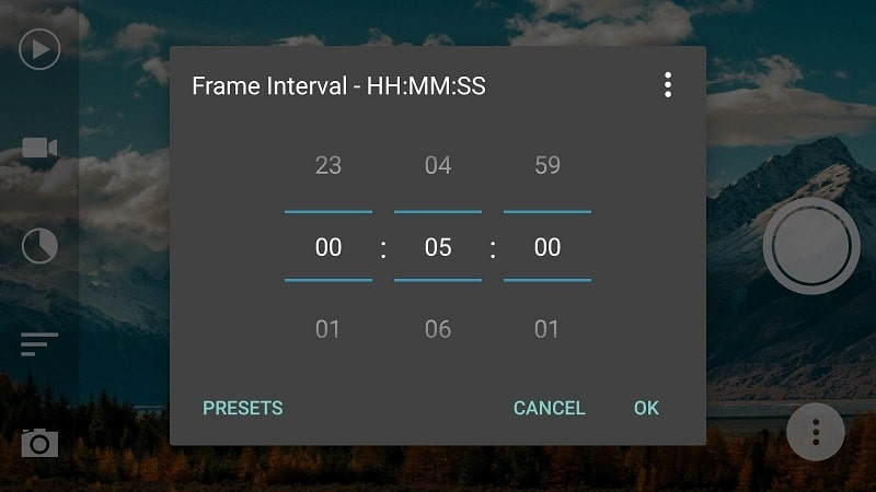 framelapse time-lapse application android