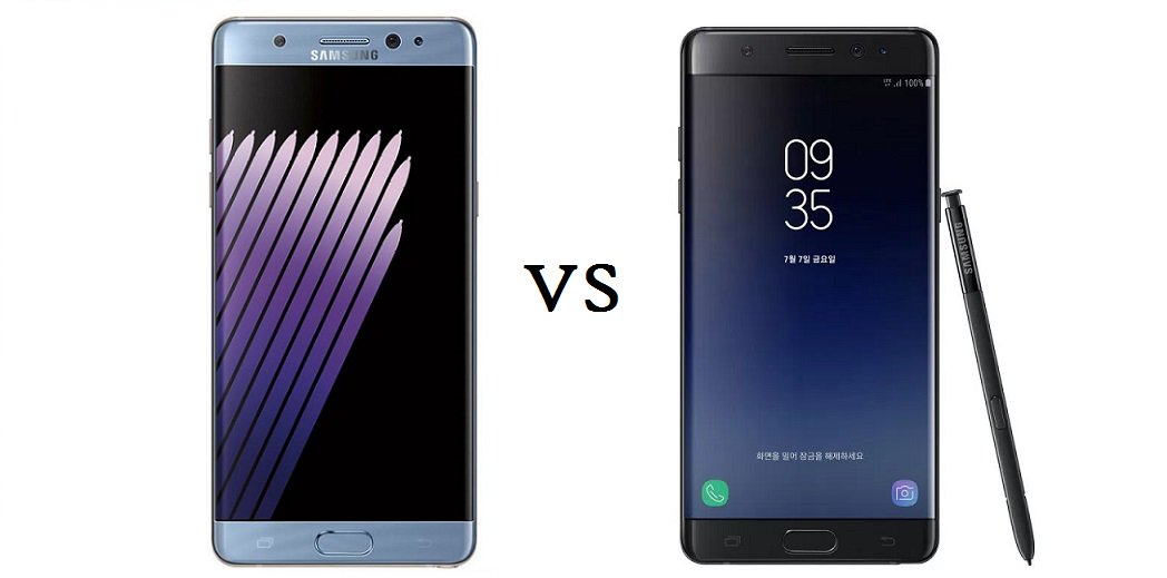 galaxy note 7 fan edition vs galaxy note 7