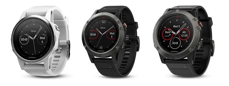 garmin fenix 5 montre running gps