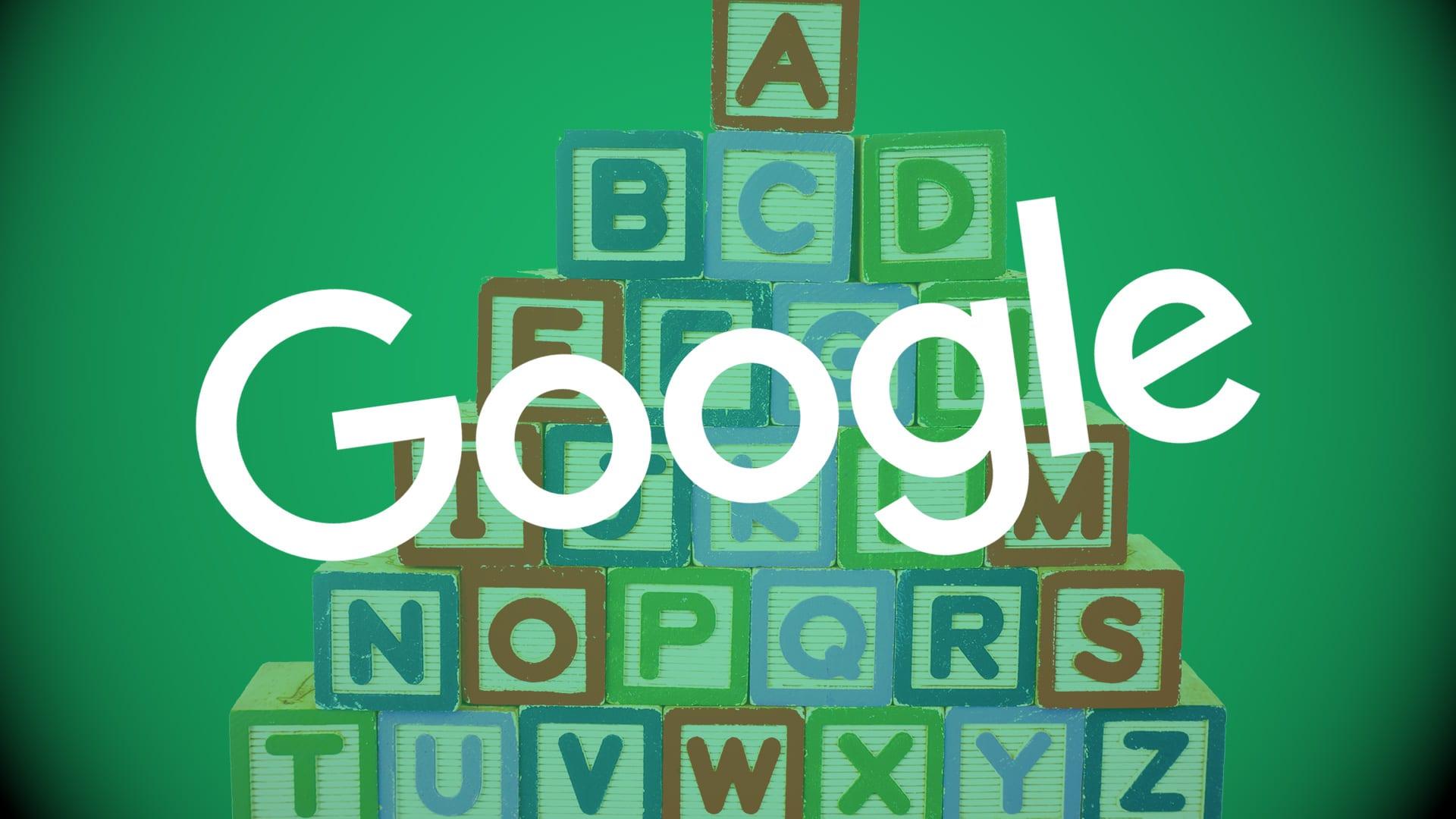 google alphabet amende ue