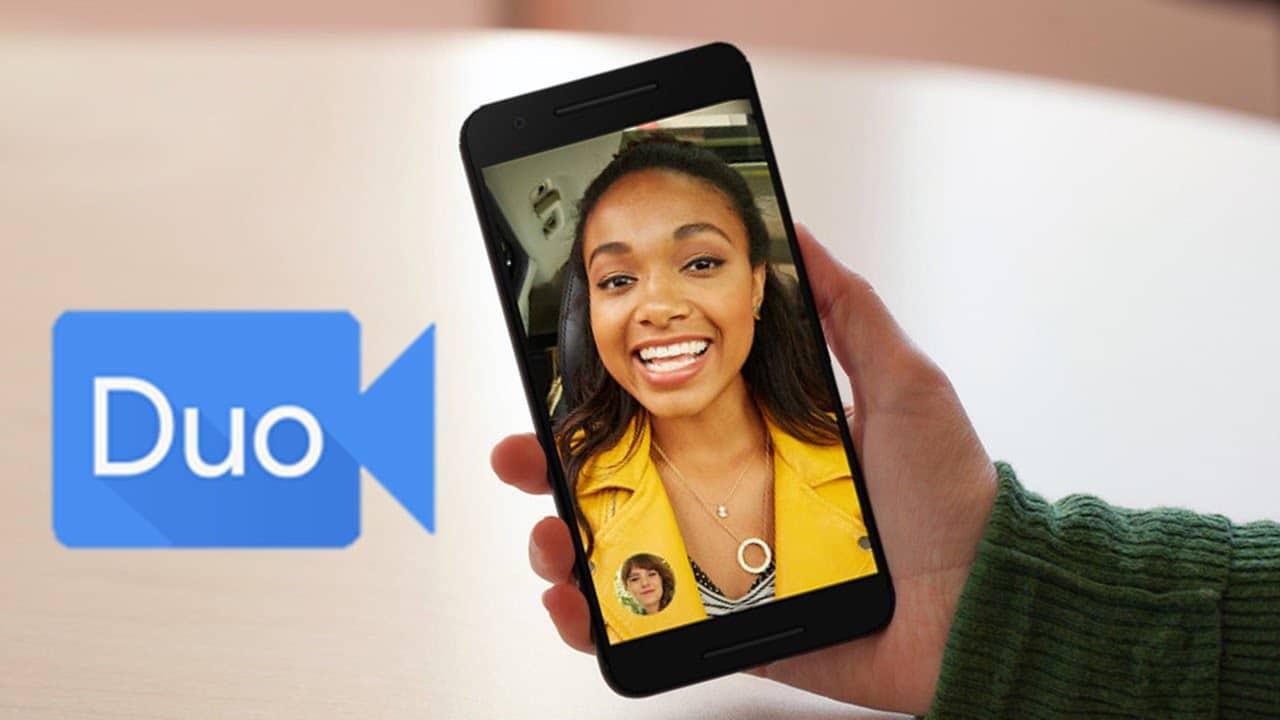 google duo 100 millions utilisateurs chat vidéo