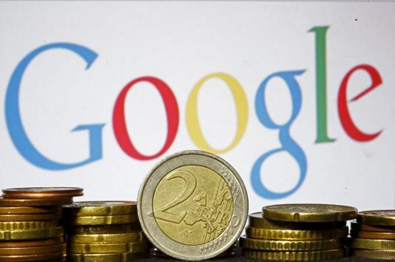 google redressement fiscal