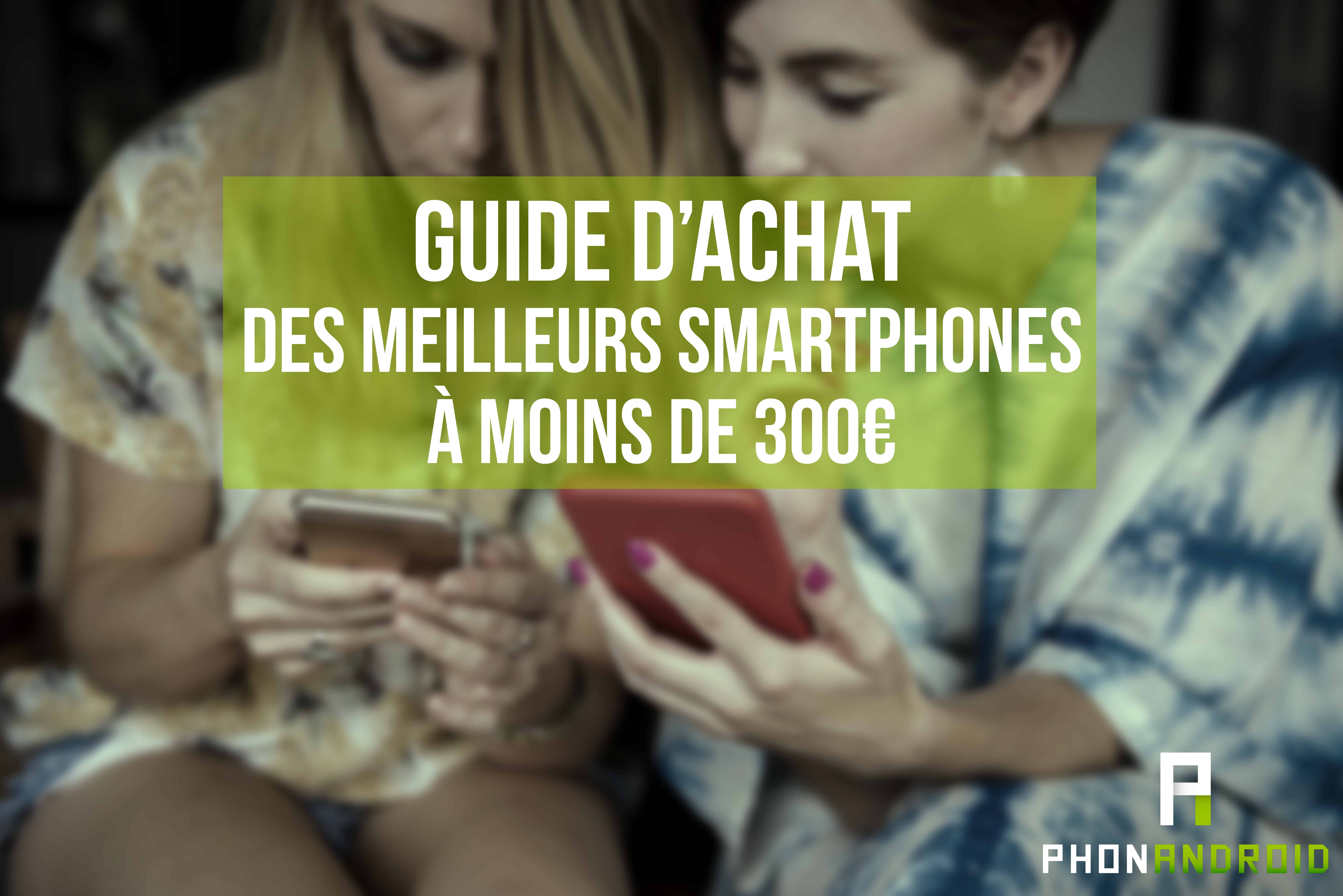 guide achat smartphones