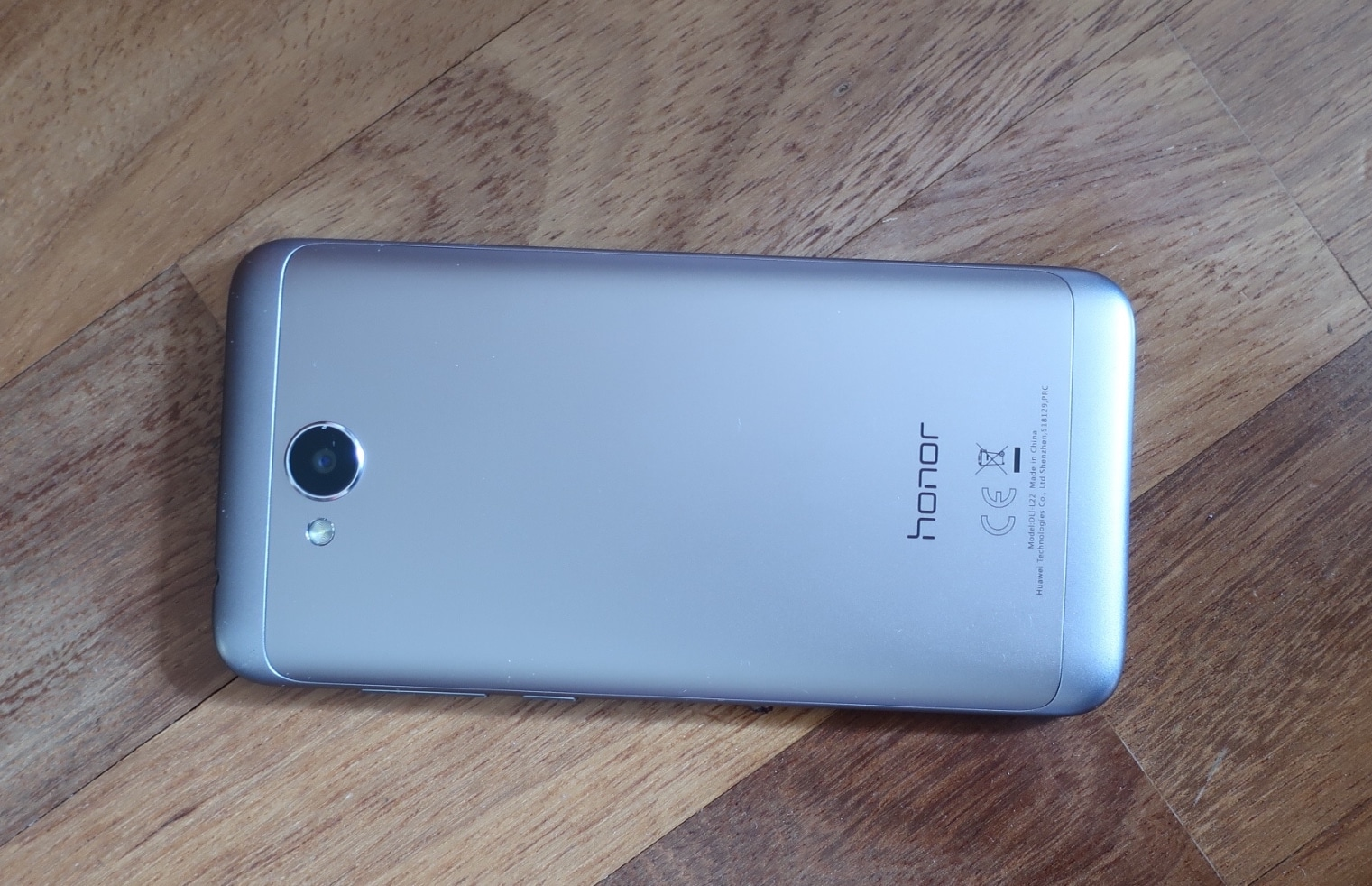 honor 6a officiel dos