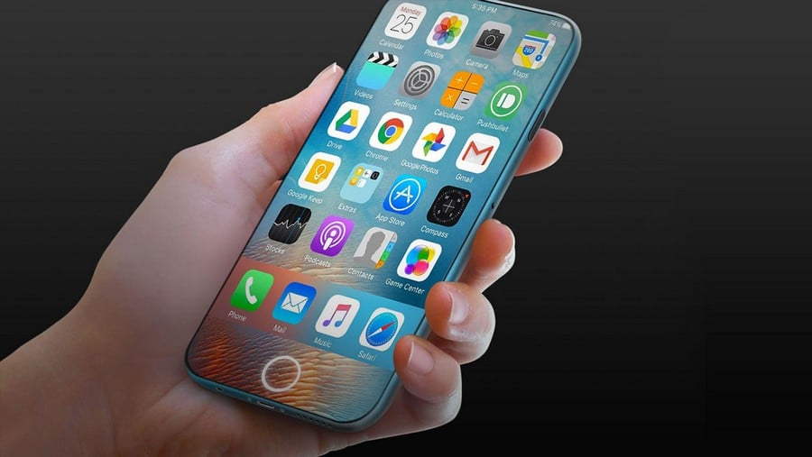 iPhone OLED 2019 Apple