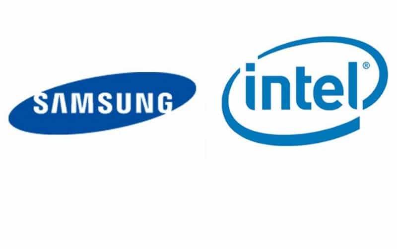 intel samsung processeur