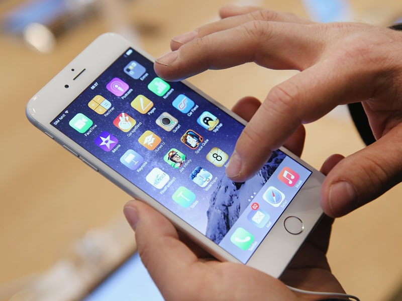 apple iphone lg display