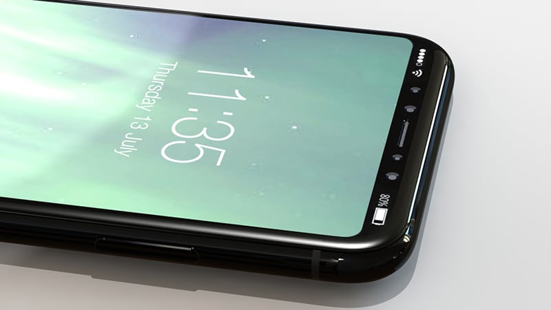 iphone 8 apple rendu design