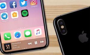 iphone 8 sortie novembre