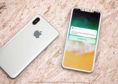 iphone 8 version blanche grise 1