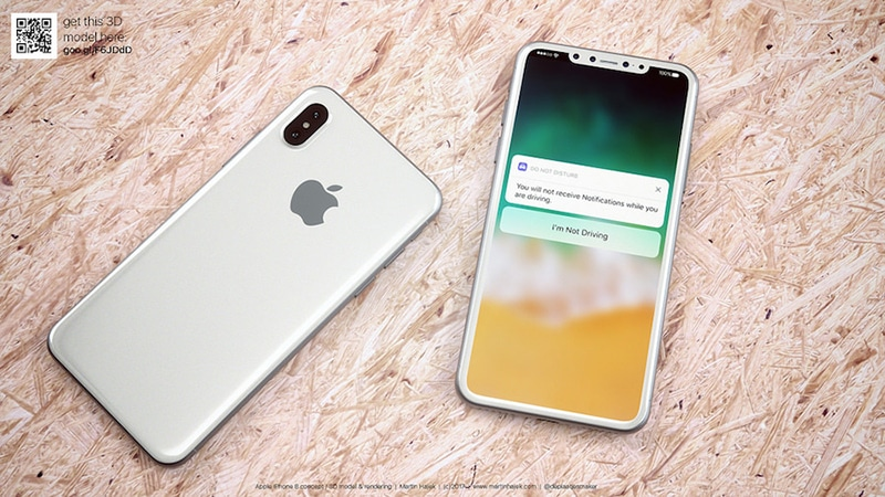 iphone 8 apple version blanche grise